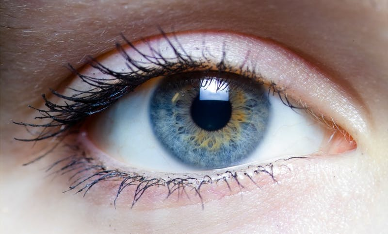 Laitr Keiows/ CC BY-SA 3.0 EMDR is a type of therapy that uses eye movements to treat PTSD and other mental disorders.