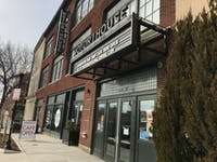 PUBLIC DOMAIN Sketchfest, a screening of comedy shorts, took place at The Motor House.
