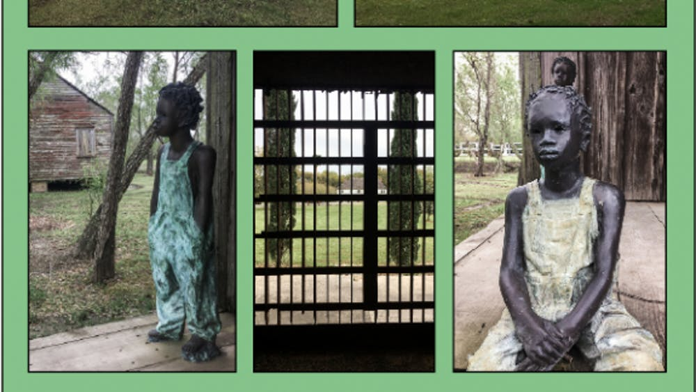 The Whitney Plantation Museum is one of the few historic sites that solely focuses on the experience of Louisiana's enslaved people. The Wall of Honor (pictured below) is a memorial dedicated to more than 350 people who were enslaved there.