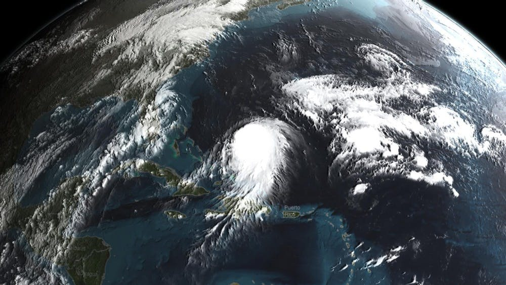 NASA GODDARD SPACE FLIGHT CENTER/CC BY 2.0 NASA's GPM satellite captured this image of Hurricane Joaquin last week, prompting Gov. Larry Hogan to declare a State of Emergency.