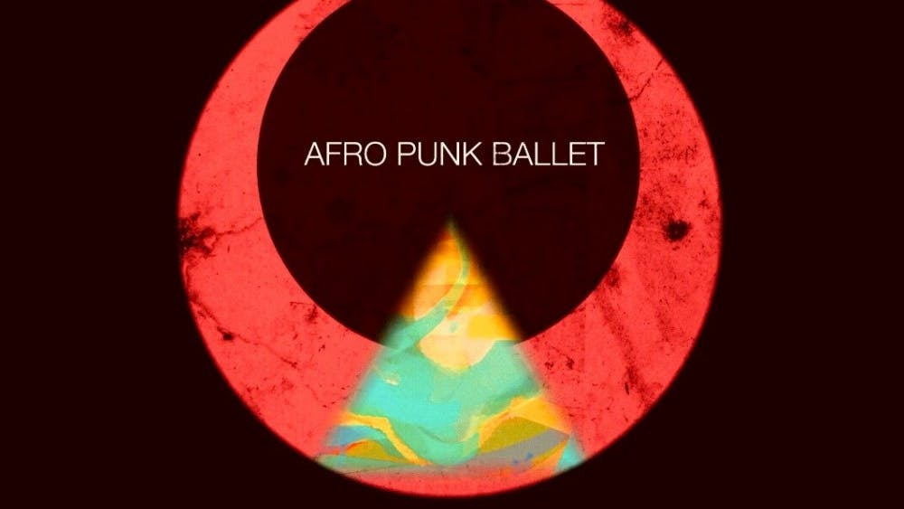 Courtesy of Scott Patterson Afro Punk Ballet was performed by local arts group Afro House.