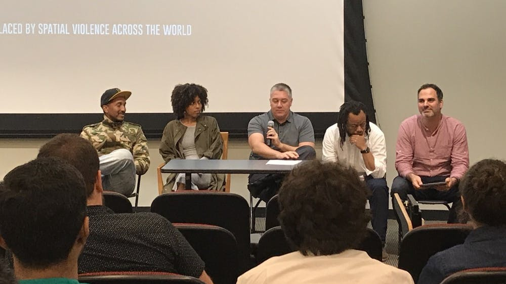 Courtesy of Emma Sun New documentary Not in My Neighborhood was screened in Hodson Hall