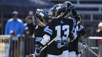 HOPKINSSPORTS.COM Hopkins fell to 0-1 with the loss, but will look for redemption vs. Loyola