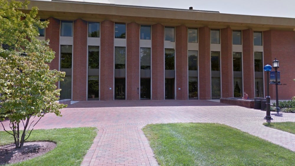 FILE PHOTO  Garland Hall currently houses administrative offices, like those of the President and the Provost.