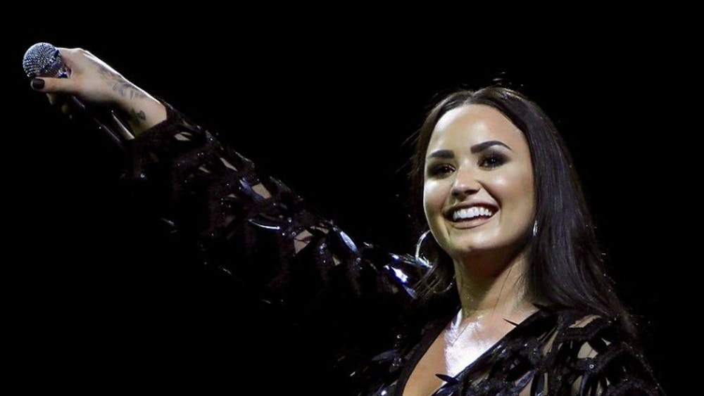 """COURTESY OF MARCEN27/ CC BY-SA 2.0 Perlman is taking after the popular Demi Lovato song """"Sorry Not Sorry."""""""