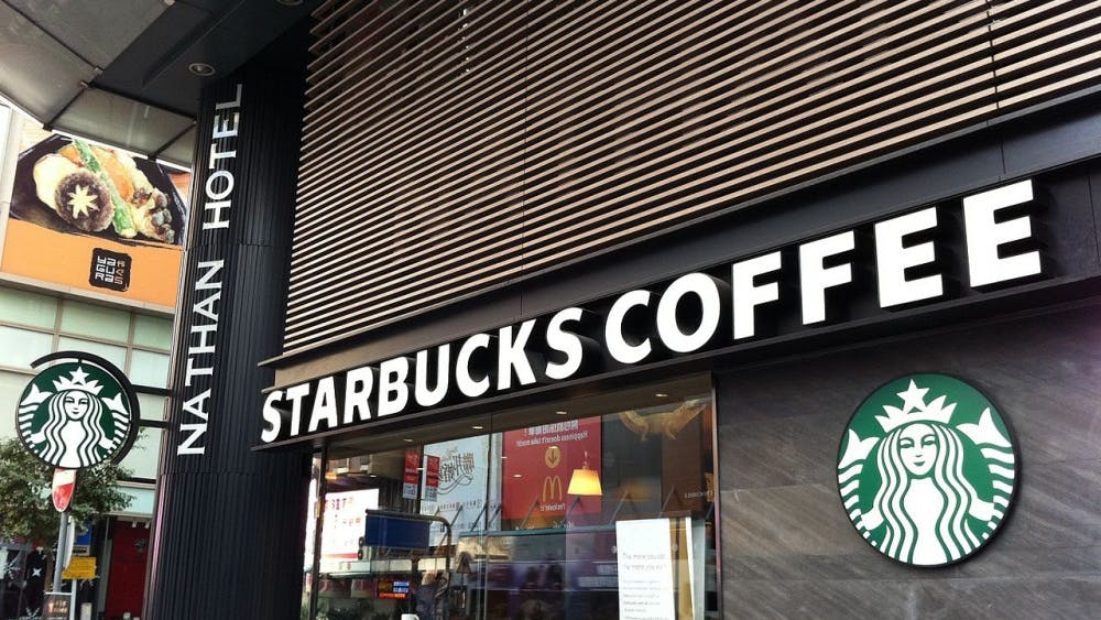 COURTESY OF GAORORELOOAM/CC BY-SA 3.0 Starbucks recently announced plans to phase out plastic straws by 2020.