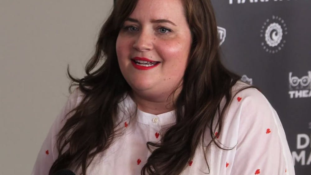 Behind the Velvet Rope TV/cc by-sa 3.0 SNL's Aidy Bryant stars in the new show Shrill, based on a memoir by Lindy West.