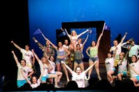 IVANA SU/PHOTOGRAPHYEDITOR The JHU Barnstormers performed Legally Blonde The Musical to sold-out audiences during their opening weekend.