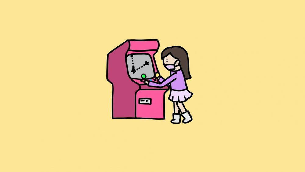 ROSIE JANG/CARTOONS EDITOR You can participate in the return of MARS-A-PALOOZA this Saturday either in person or online.