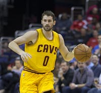 Keith Allison/CC BY-SA 2.0 Kevin Love opened up about a panic attack he had during a game in a Player's Tribune article.