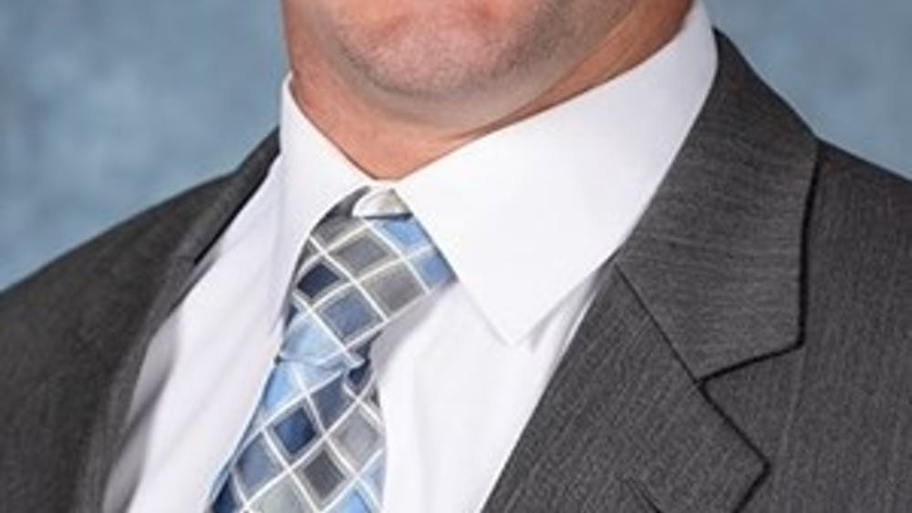 HOPKINSSPORTS.COM  Greg Chimera was named the James F. Margraff head coach of football.