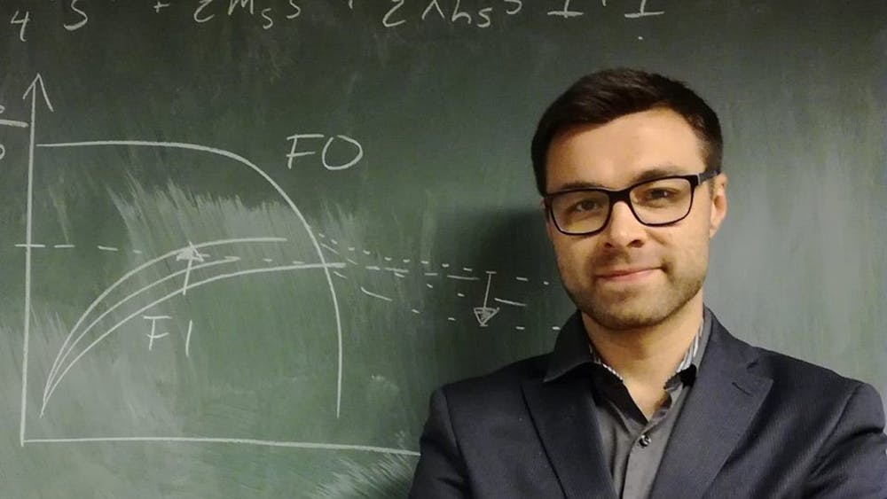 Courtesy of Tommi Tenkanen Tenkanen's calculations propose that dark matter existed before the Big Bang.