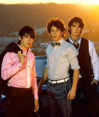 Christopher Simon/ CC BY-SA 2.0 After six years apart, the Jonas Brothers recently released a new song.