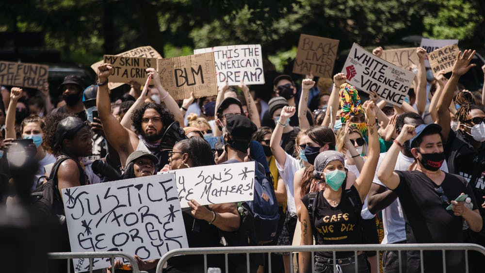 PUBLIC DOMAIN Ruha Benjamin explores the relationship between two major issues that have devastated the nation: COVID-19 and racial injustice.