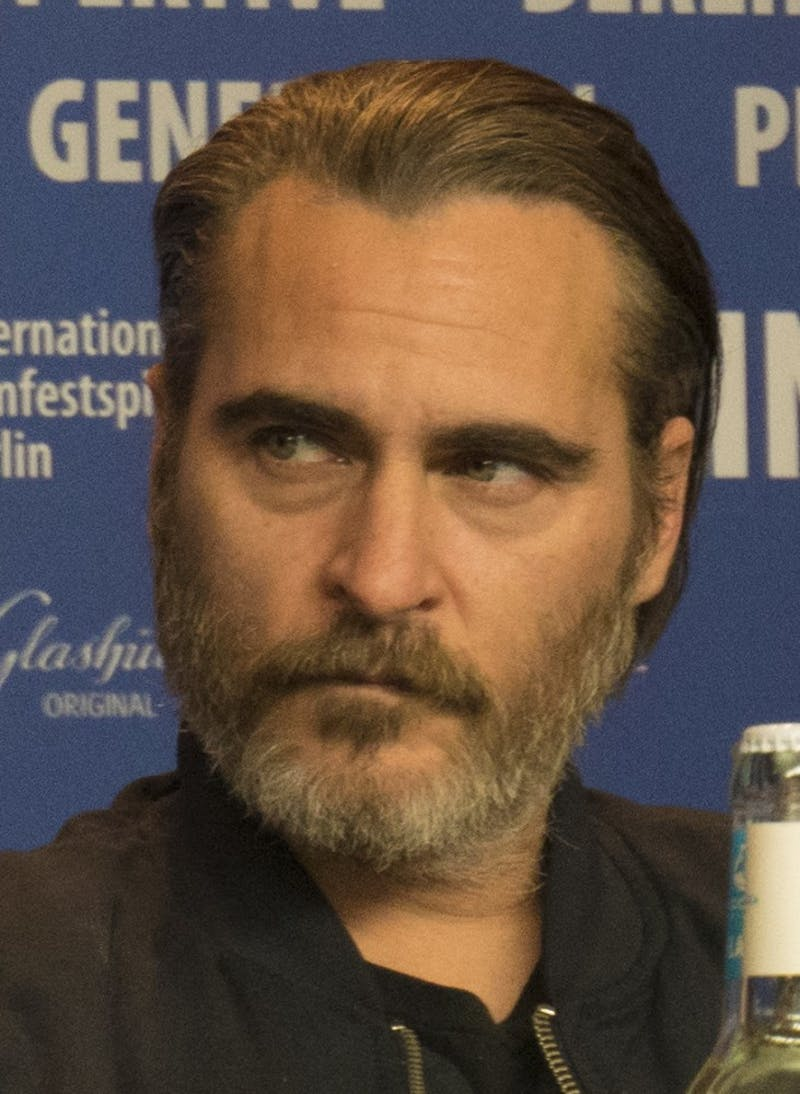DIANA RINGO/CC BY-SA 4.0 Actor Joaquin Phoenix plays the lead in Lynne Ramsay's forthcoming film.