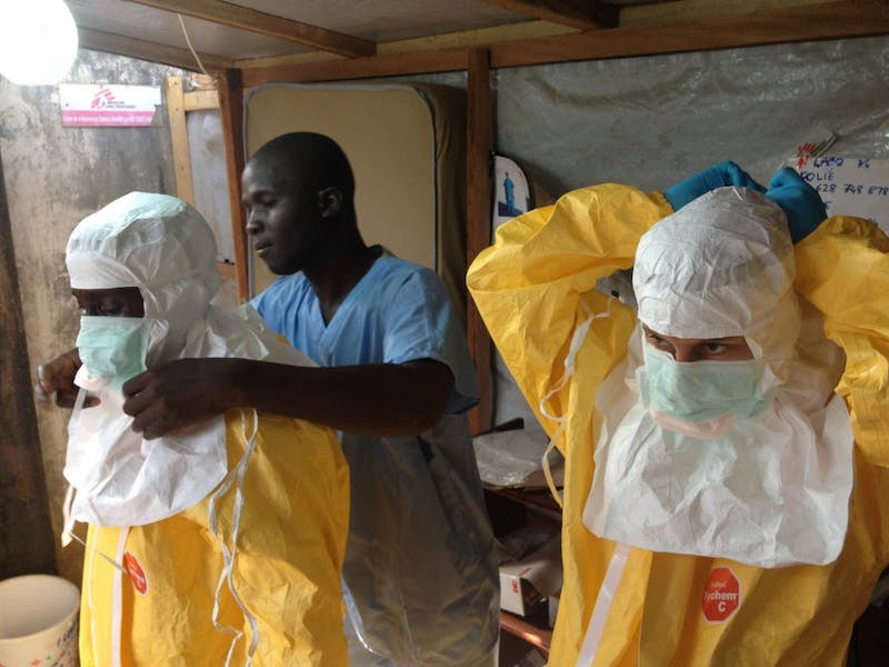 CC BY-SA 2.0 / GLOBAL PANORAMA Even in treatment centers, Ebola continues to spread through the DRC.