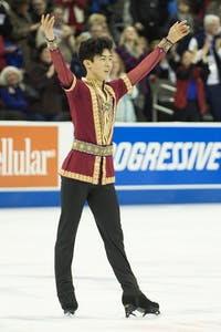 LEAH ADAMS/CC BY-SA 4.0 Nathan Chen predicted eight years ago that he would go to these Olympics.