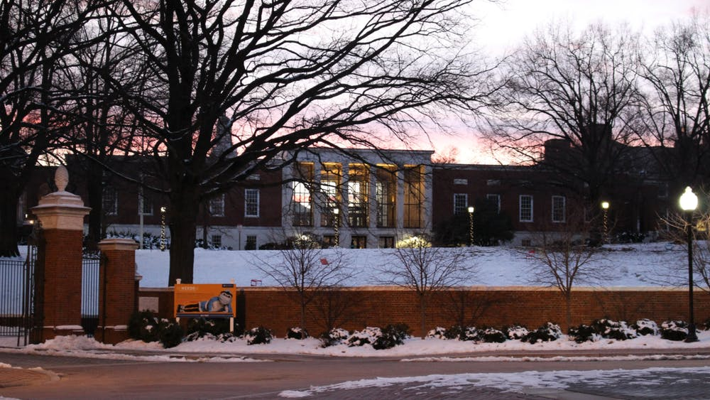 FILE PHOTO University officials have released statements in support of the APIDA community at Hopkins.