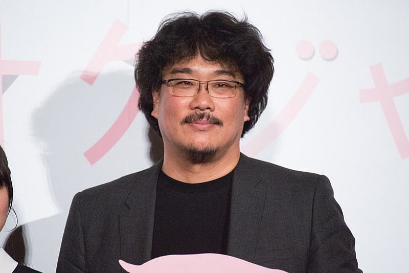 """Dick Thomas Johnson/CC By-S.A 2.0  Bong Joon-Ho hopes to leave audiences with mixed emotions to give """"Parasite"""" greater realism."""