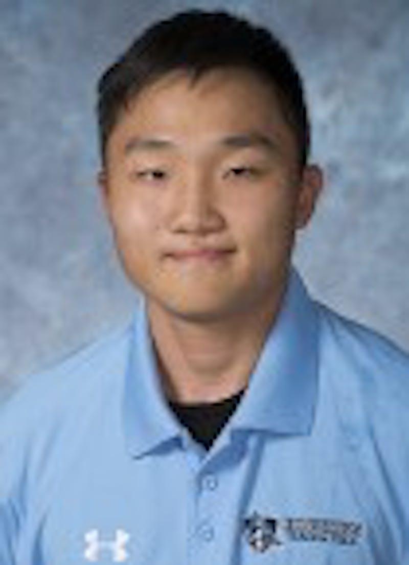 HOPKINSSPORTS.COM Sophomore Matthew Su.