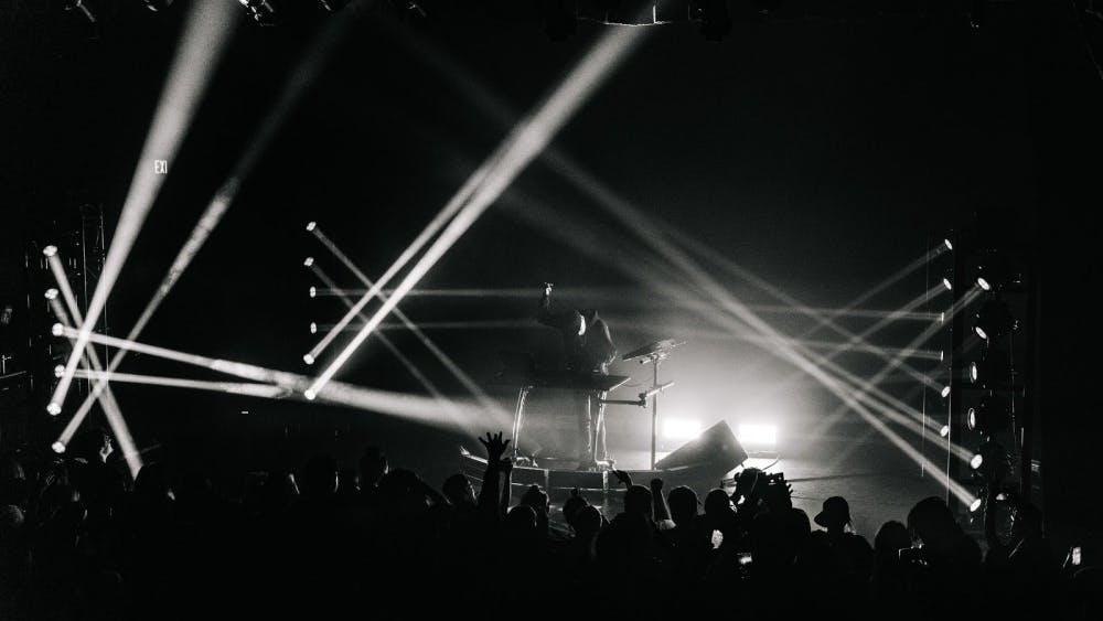 Courtesy of Tiffany Hu G Jones toured his debut album The Ineffable Truth on Friday, Feb. 15 in Philadelphia.