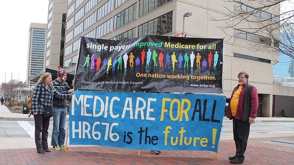 PUBLIC DOMAIN / CC BY 2.0 Grassroots organization and mobilization is necessary to pass health care reforms.