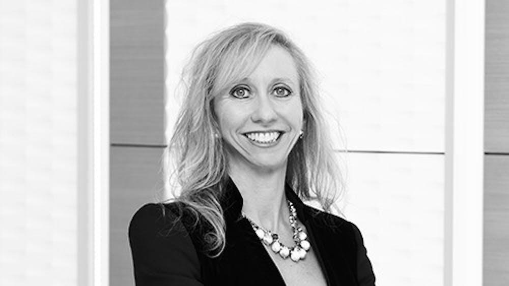 PHOTO COURTESY OF CHRISTINA ACKERMANN Christina Ackermann represents the successes that women can achieve.