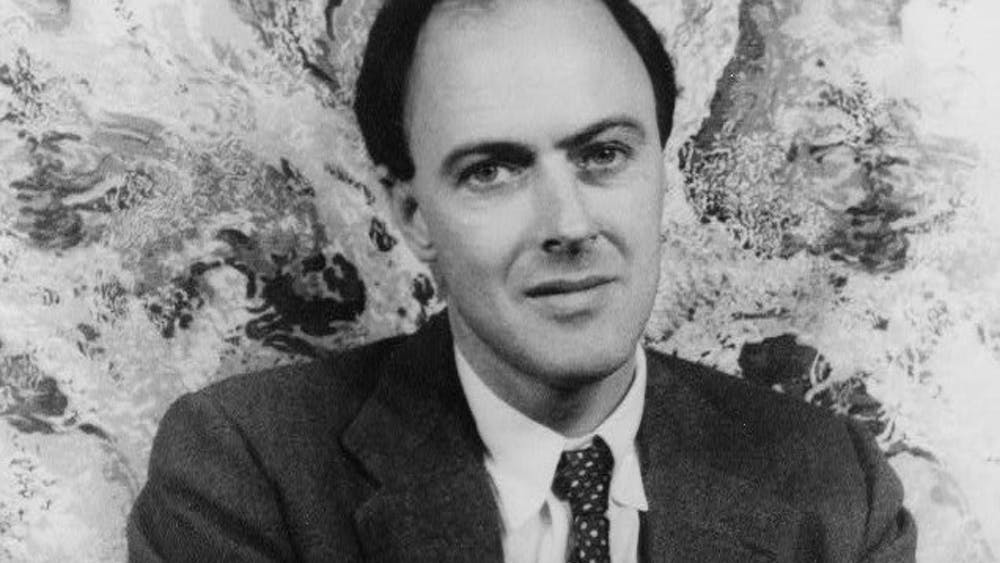 COURTESY OF CARL VN VECHTEN/PUBLIC DOMAIN Roald Dahl is known for a variety of characters, including the beloved bookworm Matilda.