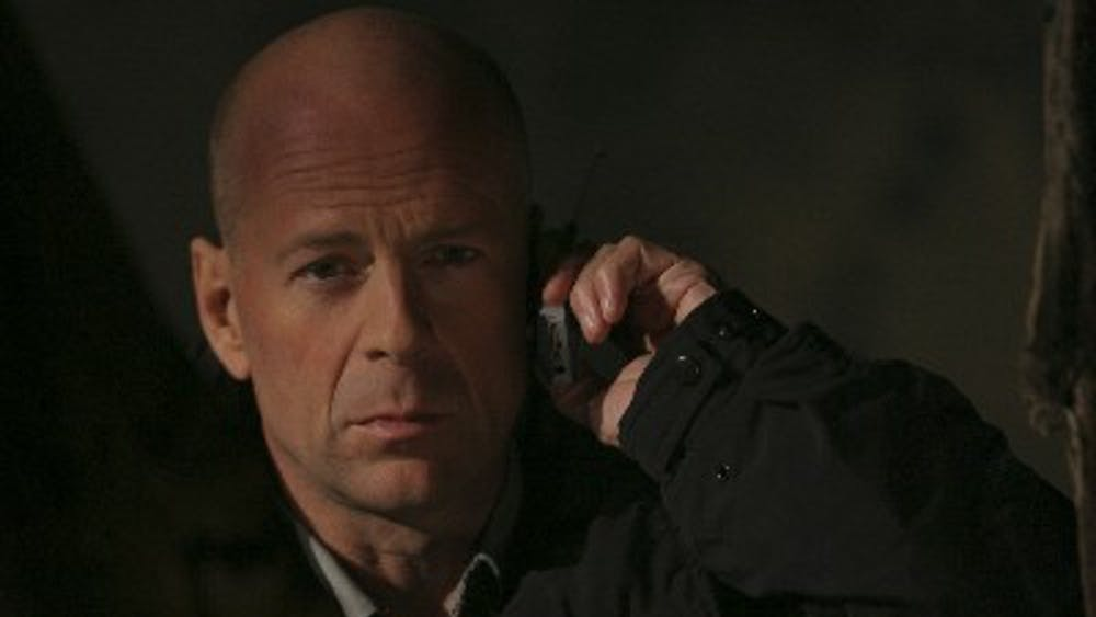 """GEOFFREY CHANDLER/cc-by-2.0 """"Bruce Wills Us"""" is a semi-weekly column in which the Arts editors review a film in Bruce Willis' career."""