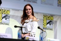 Gage Skidmore/CC BY-SA 2.0 Brie Larson plays MCU's first female protagonist in Captain Marvel.