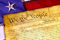 PUBLIC DOMAIN Shade argues that Americans must always endeavor to protect the Constitution.