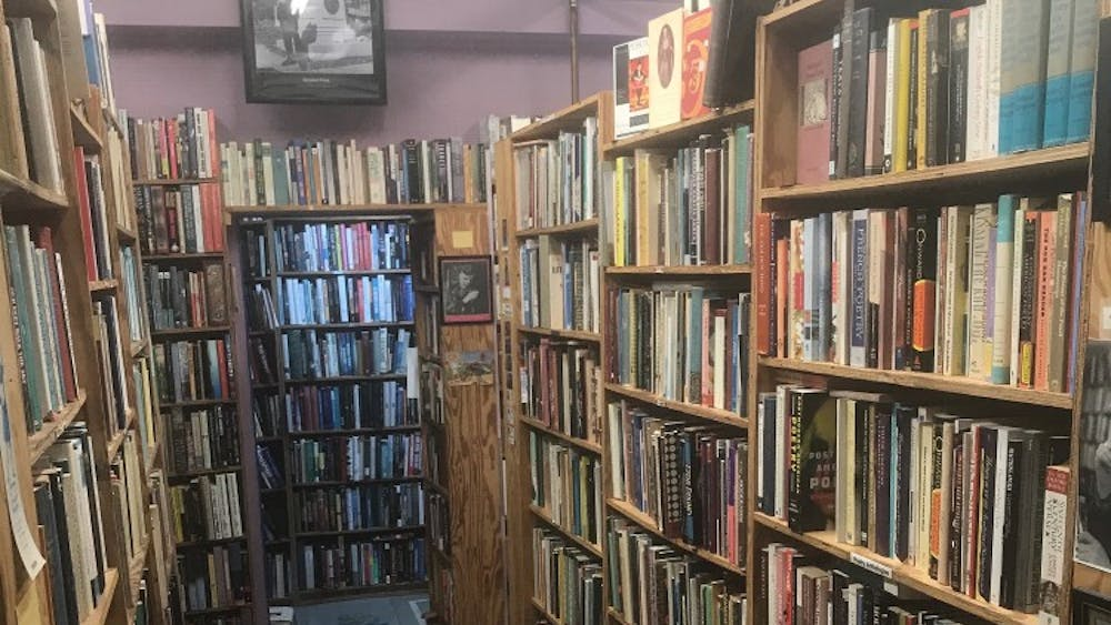 COURTESY OF VERONICA REARDON Normal's Books and Records offers a wide selection of quirky genres.