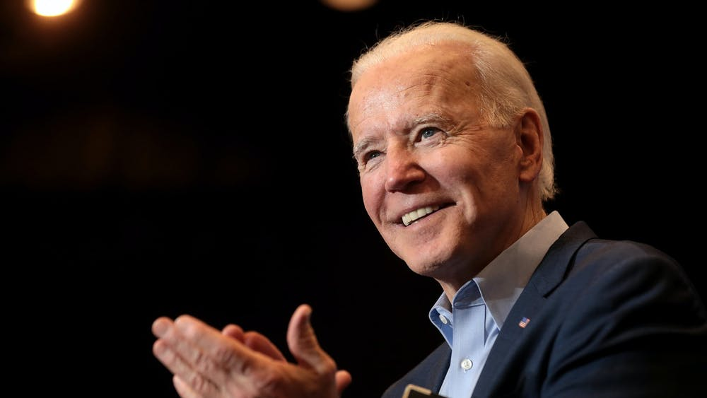 """GAGE SKIDMORE / CC BY SA-2.0 Bali argues that Biden's """"big-tent"""" approach to the election will pose as challenges to his administration."""