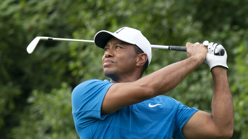KEITH ALLISON/CC-BY-SA-2.0 Tiger Woods has nothing left to prove in golf, to us or himself.