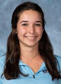 HOPKINSSPORTS.COM Junior pole vaulter Annie Gutierrez.