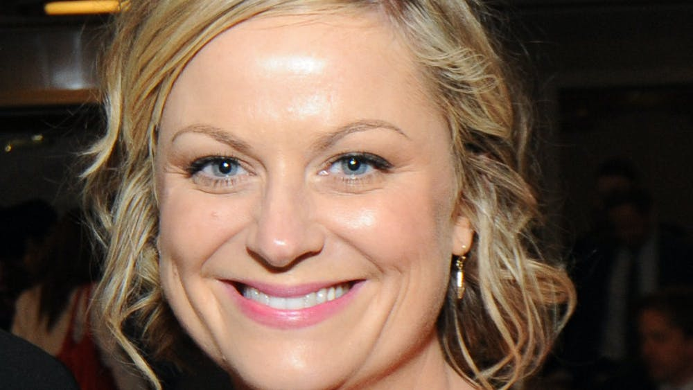 PEABODY AWARDS/CC-BY-2.0 Amy Poehler directed and starred in the movie Moxie.
