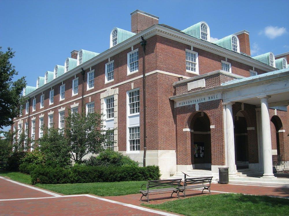 mergenthaler-hall-johns-hopkins-university-baltimore-md