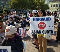 WHOISJOHNGALT / CC BY-SA 4.0  Opponents of affirmative action argue that it discriminates against Asian-Americans.
