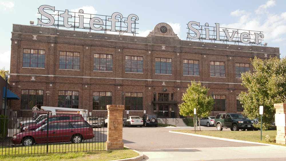 FREDERIC C. CHALFANT / CC BY-SA The Stieff Silver building in 2011, where a potential hate crime occurred in July.