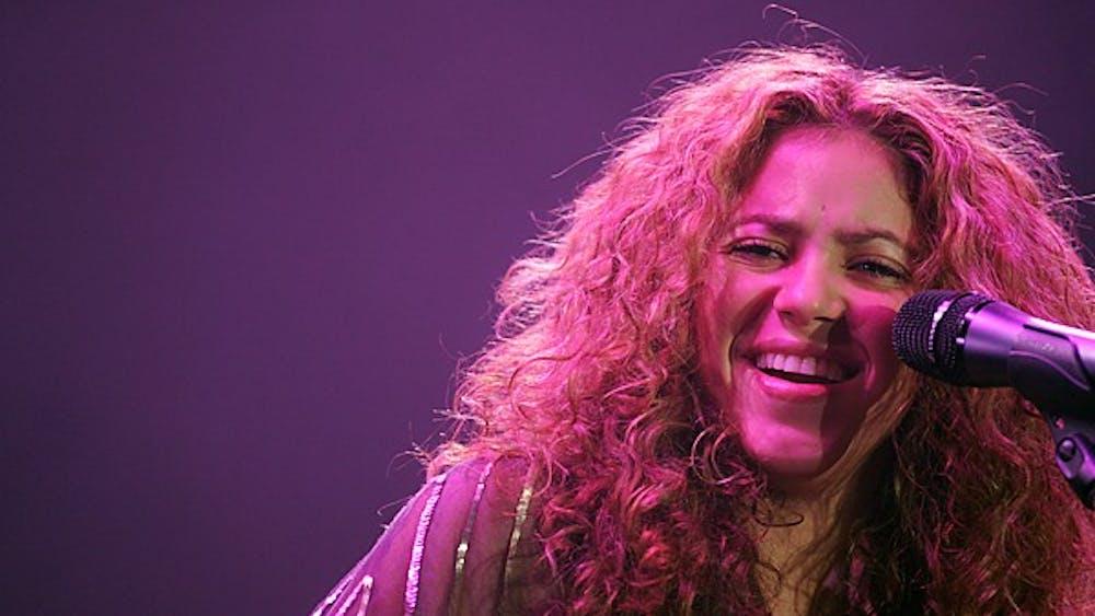 CLAUDIO POZO/CC-by-NC-ND-2.0 International pop-star Shakira plays Gazelle, an anthropomorphic pop-star in Disney's Zootopia,