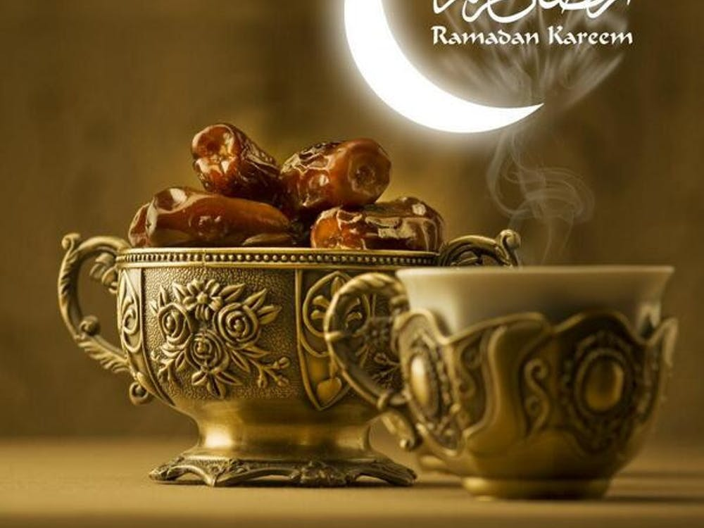 COURTESY OF ZUBIA HASAN In recent years, Ramadan has fallen at the most opportune time for Hasan.