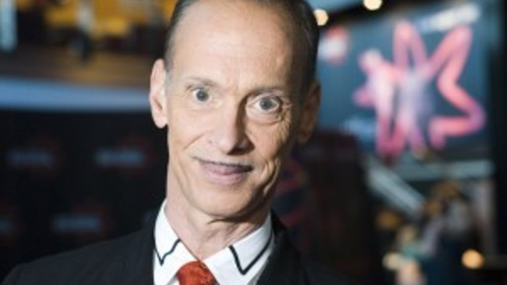 Edinburugh Film Festival/CC By-NC-ND 2.0 John Waters is one of the artists whose work will be on display.