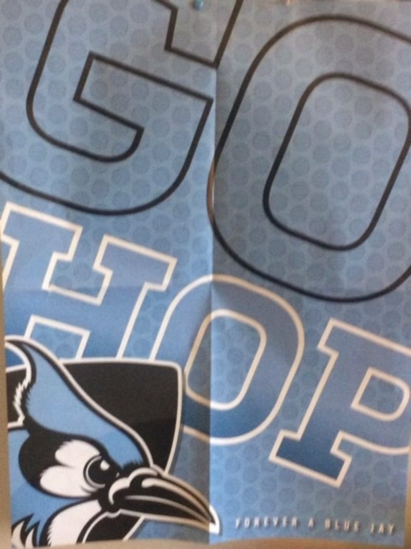 COURTESY OF KATHERINE LOGAN Getting accepted to Hopkins can mean adapting a new mentality when you arrive on campus.