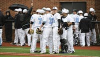 COURTESY OF HOPKINSSPORTS.COM  The baseball team goes 6-4 during their spring break trip down to Florida.