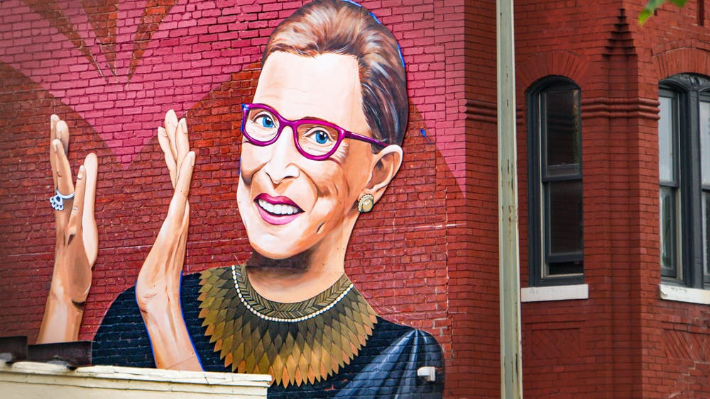 TED EYTAN / CC BY-SA 2.0 Pre-health students should learn from the legacy of the late Justice Ruth Bader Ginsburg.