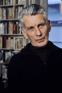 ROGER PIC/PUBLIC DOMAIN Waiting for Godot is the work of famed Irish playwright Samuel A Beckett.