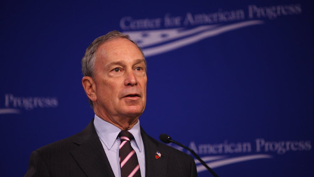 Center for American Progress / CC BY-ND 2.0 While some students understand the University's decision, others believe Bloomberg was not the appropriate choice to deliver this year's commencement speech.