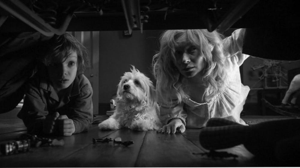 Craig Duffy/Cc-by-nd-2.0 A still from The Babadook, a 2014 Australian horror film that gained traction on Netflix last year.