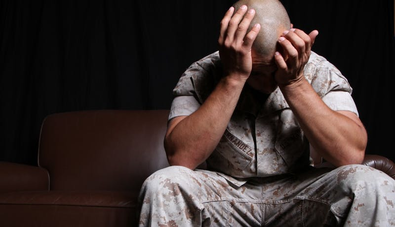 PUBLIC DOMAIN   PTSD patients who pursue treatment preferences have better outcomes.