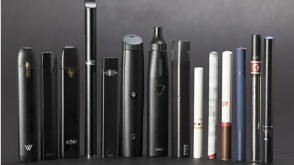 PUBLIC DOMAIN According to Dr. Christy Sadreameli, vaping and smoking impairs the lung's ability to fight off infection.